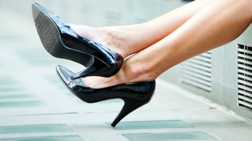 power in high heels essay