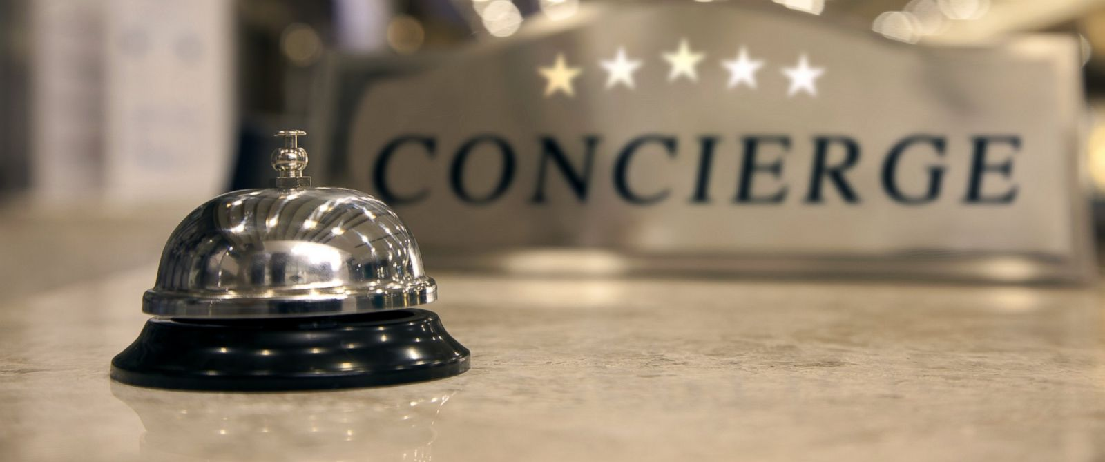 PHOTO: Concierge Bell