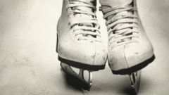 PHOTO: Ice skates are on the TSA list of currently permitted carry-on items.
