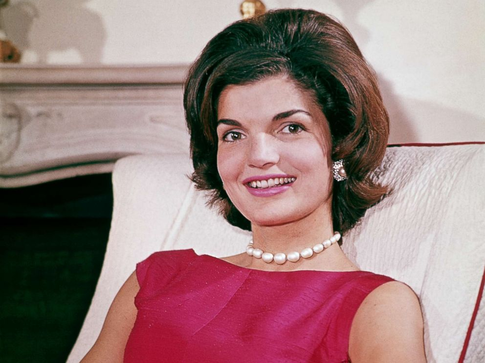 PHOTO: Former first lady Jackie Kennedy Onassis DC-area home listed for $49.5 million