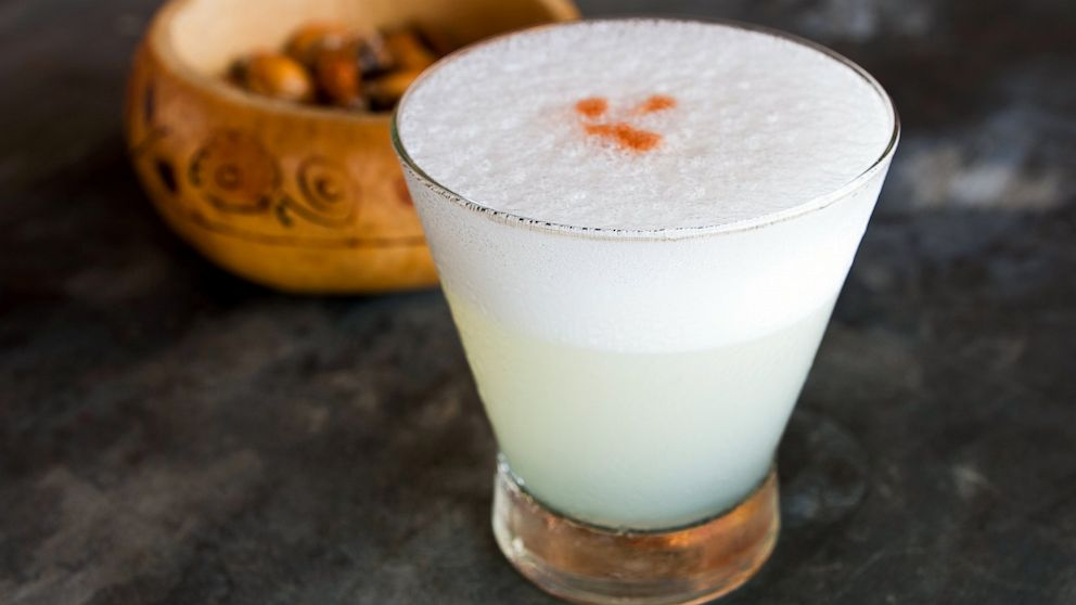 PHOTO: pisco sour