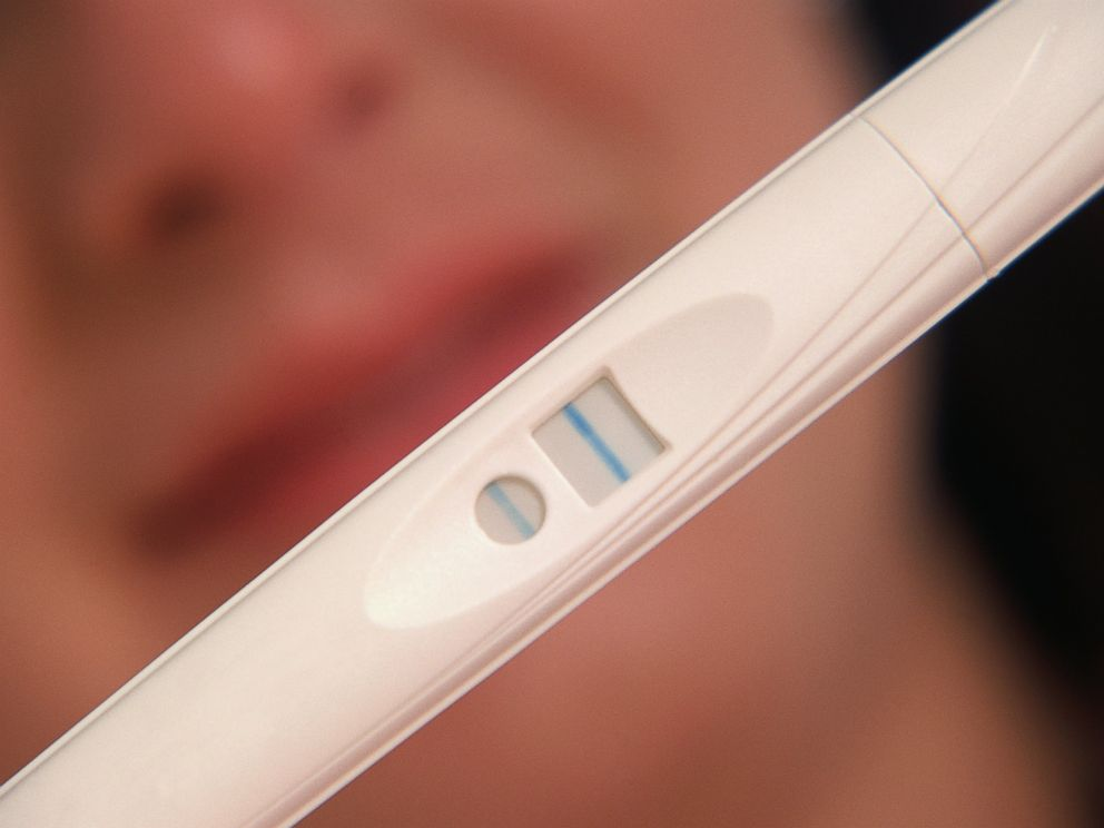 PHOTO: The latest trend in getting pregnant is pee on a stick parties.