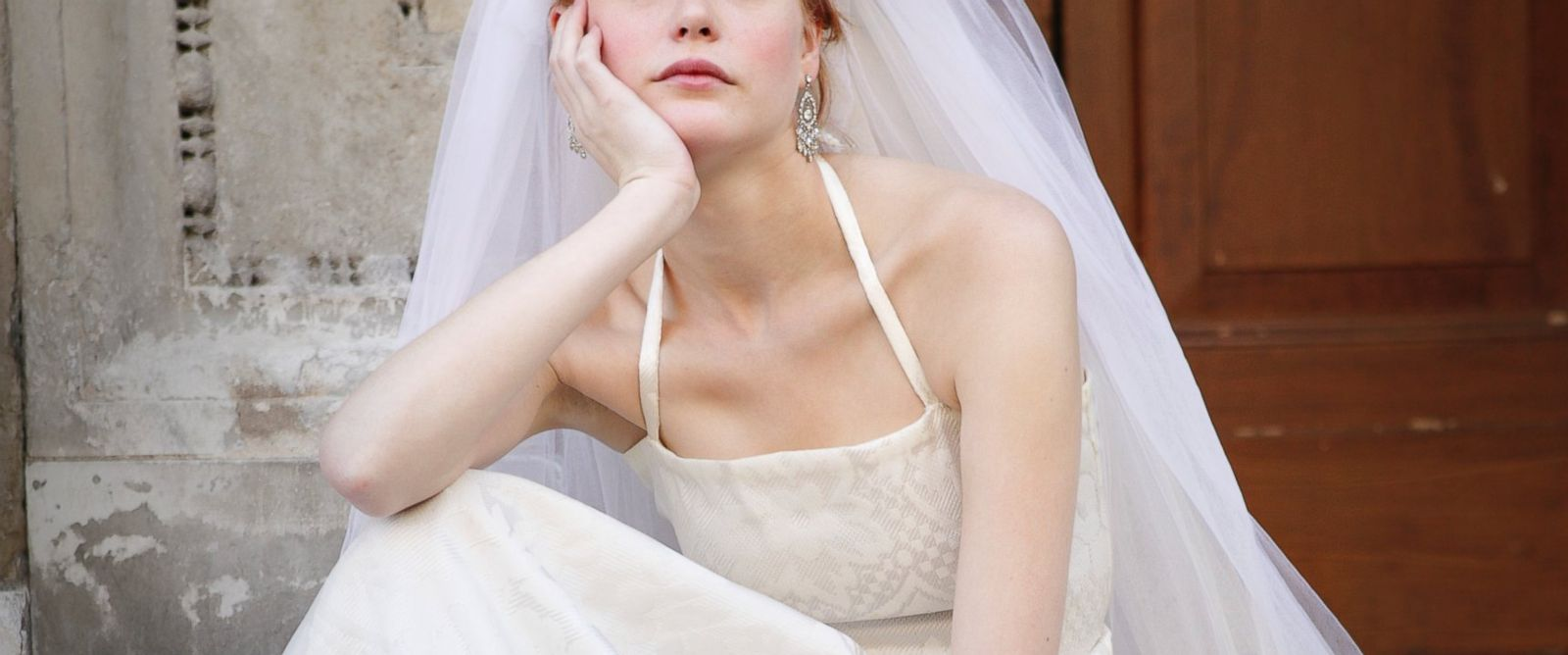 PHOTO: Some brides experience deep bouts of depression after their big day has come and gone.