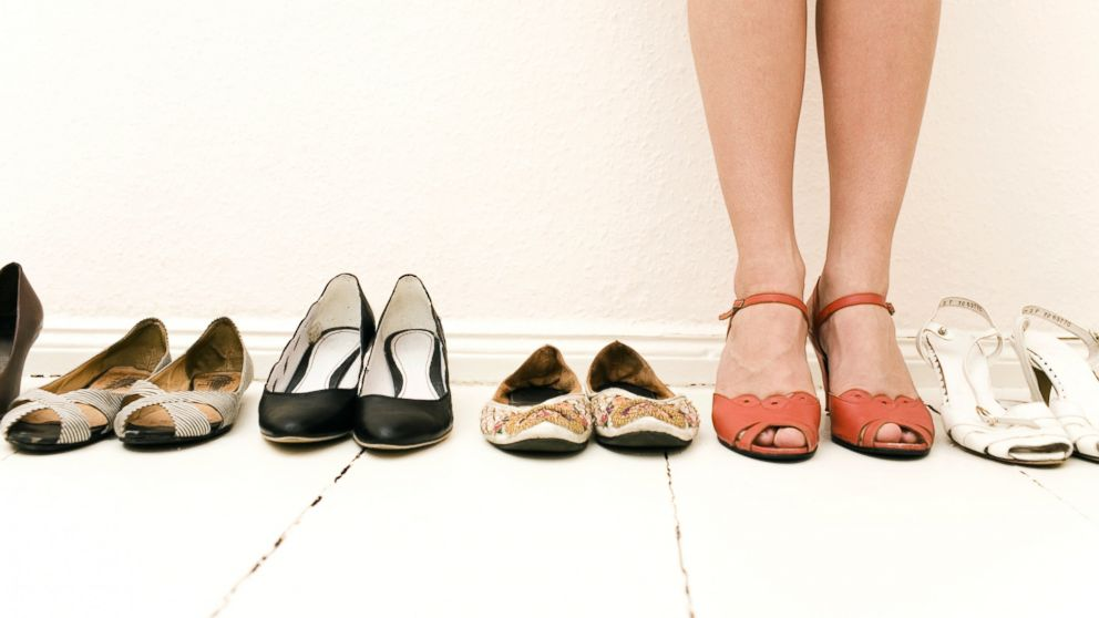 PHOTO: Some women are so obsessed with footwear that theyre getting surgery to change the shape and size of their feet.