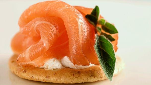 PHOTO: Smoked salmon