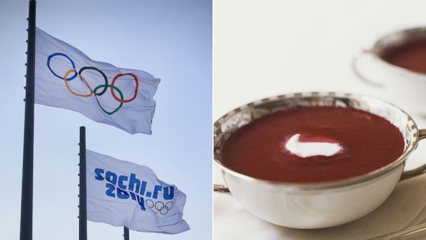 GTY sochi borscht jtm 140127 16x9 608 Olympic Eats: What Theyre Serving in Sochi
