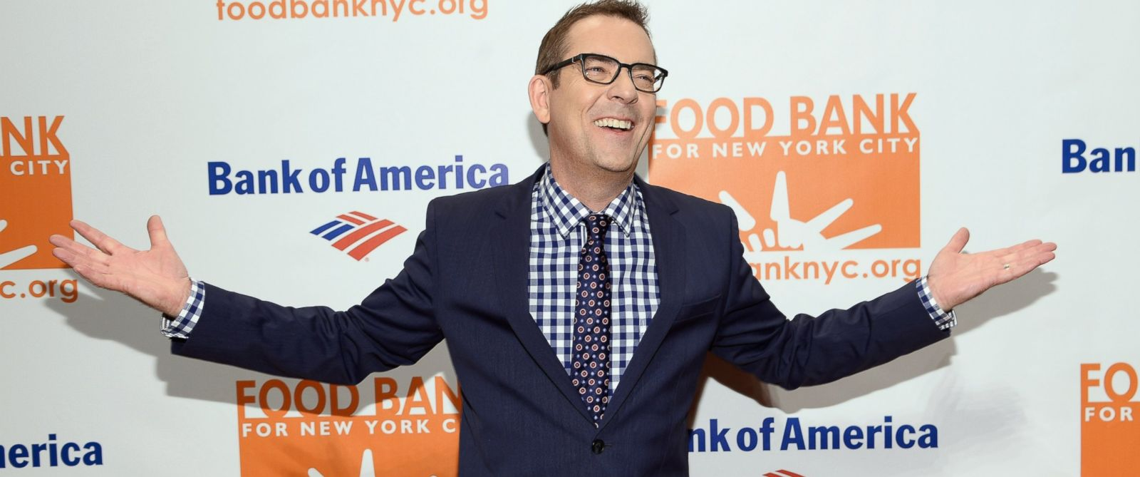 PHOTO: Ted Allen is pictured on April 9, 2014 in New York City.