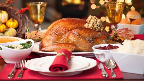 GTY turkey dinner jef 131118 16x9 608 Butterball Announces Fresh Turkey Shortage