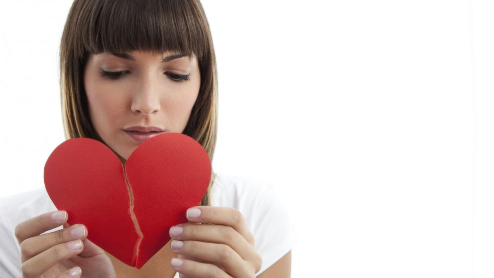 PHOTO: For singles, the barrage of bonbons and giant red hearts around Valentines Day can have negative associations.