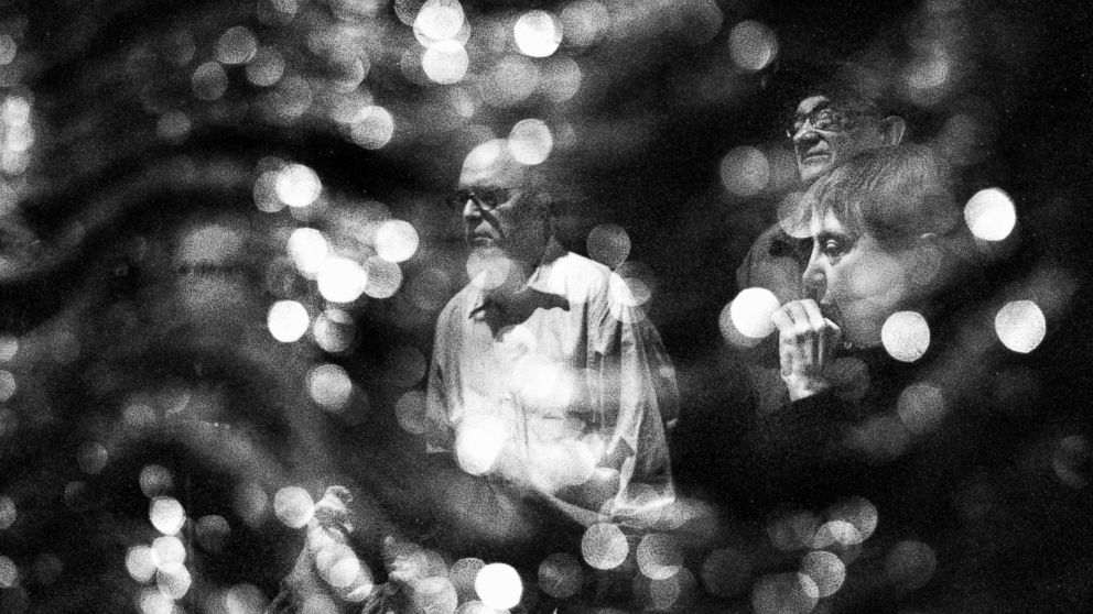 Broken Screen Living With Blindness Photos