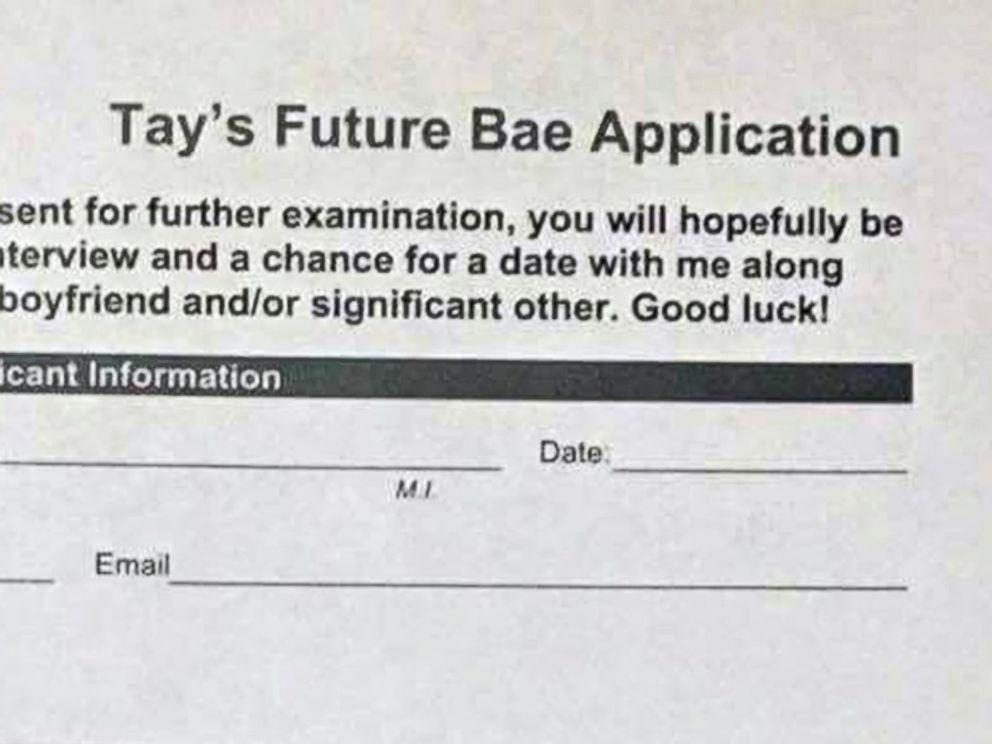 Dating potential boyfriend