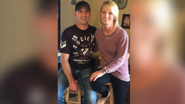 PHOTO:Trisha O'Quinn was finally able to track down Jenni Easter to return her diamond ring 13 years after she lost it in an Oklahoma pond.