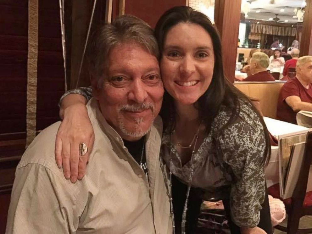 PHOTO: Al Annunziata, 63, came face-to-face with his daughter, Jyll Justamond, 40, on June 11 in New Jersey, after she tracked him down on Facebook.