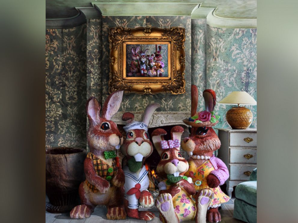PHOTO: Choccywoccydoodah chocolaterie, located in England, produces extravagant Easter eggs that can cost up to tens of thousands of dollars.