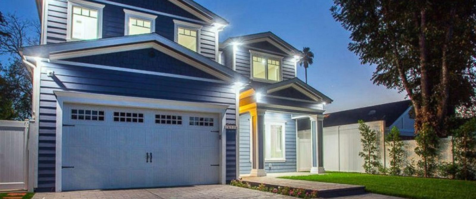 PHOTO: Ne-Yos $1.9 million Sherman Oaks, California home.