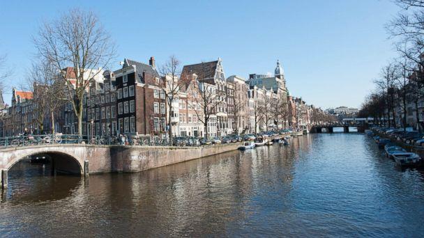PHOTO: Amsterdam.