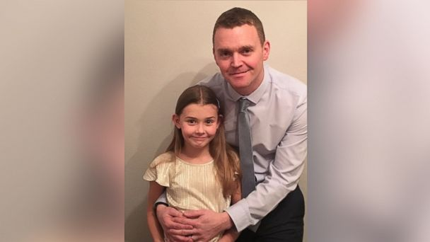 PHOTO: Andy Bridgewater's 7-year-old daughter Chloe applied for a job from Google and received a response from the CEO, Sundar Pichai.