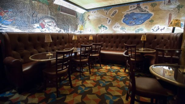 PHOTO: Bemelmans Bar inside The Carlyle, A Rosewood Hotel