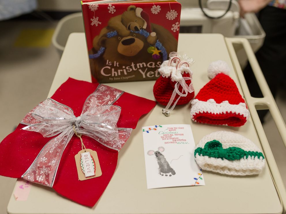 Santa's Magic Turns NICU Babies Into Tiny 'Gifts' for Their ...