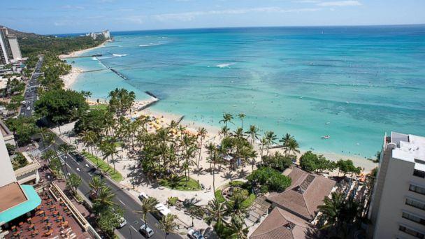 PHOTO: Honolulu.