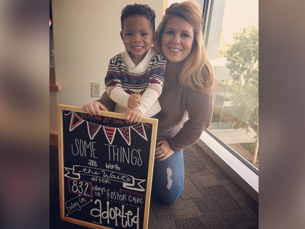 Little Boy's Adoption Photo Is the Best Thing You'll See This Season