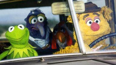 PHOTO: Scene from The Muppet Movie.