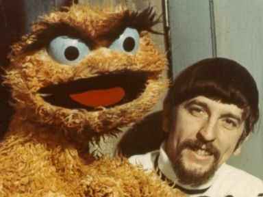 Photos: Meet the Man Behind Big Bird and Oscar the Grouch