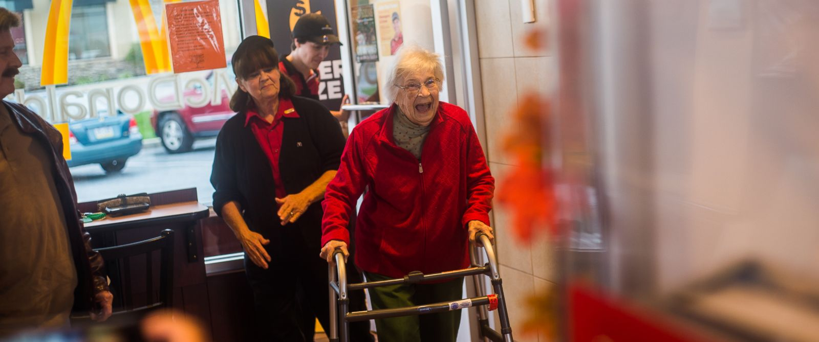 mcdonald s just gave their favourite year old customer a featured image via