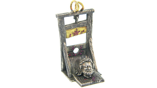 PHOTO: Guillotine Pendant