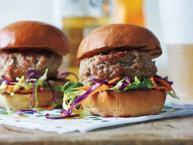 Asian pork sliders by Buddy Valastro.