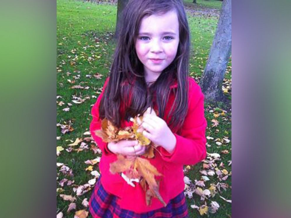 PHOTO: Molly-Raine Adams, 7, is pictured here.
