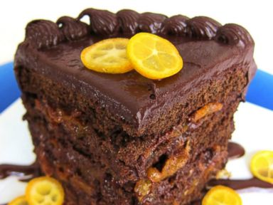 Chocolate Sapote Cake Recipe