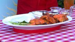 PHOTO: Gingers Spice-Zee Buffalo Chicken Wings