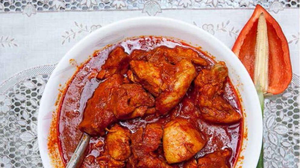 Chicken Vindaloo Recipe   Grace Estibero   Recipe - ABC News