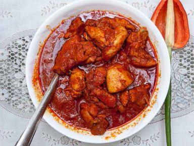 Chicken vindaloo recipe grace estibero recipe abc news photo chicken vindaloo ccuart Gallery