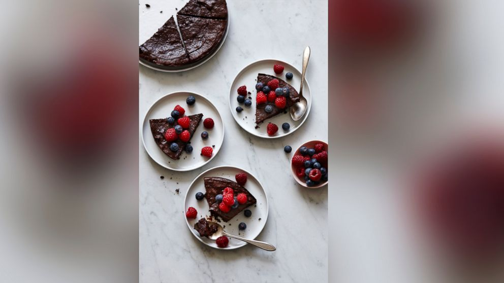 Flourless Chocolate Cake Raleigh