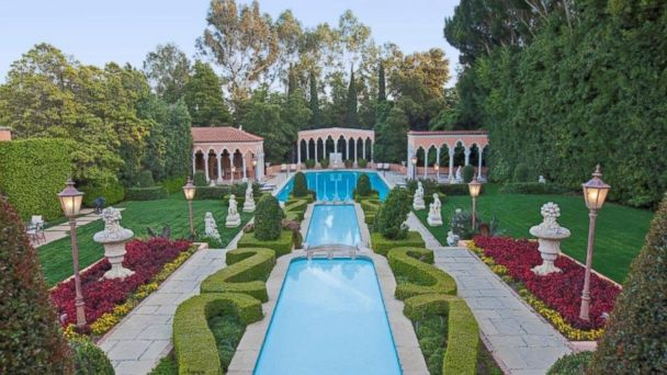HT HearstMansion 4 mar 14040 16x9 608 Beverly Hills Estate With Starring Roles in Movies on Sale for $135M