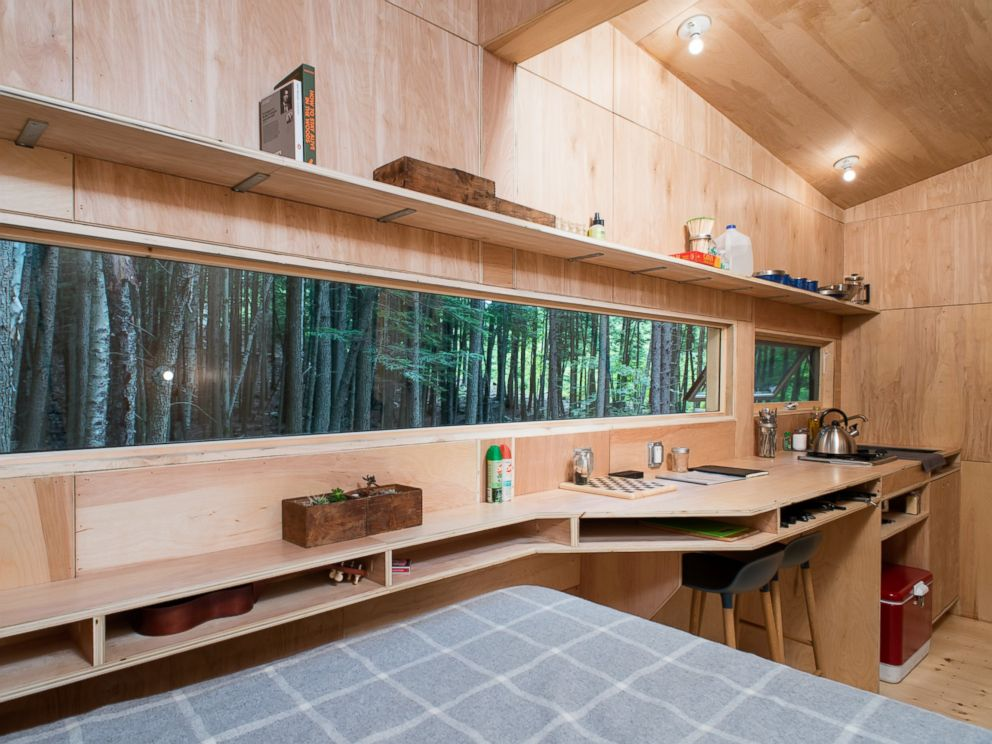 harvard startup has house hunters try on a tiny home for size abc news