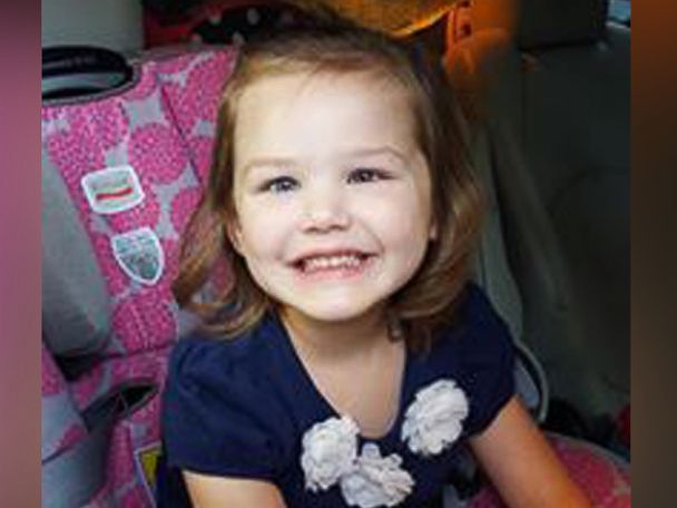 PHOTO: Kate Rhoades died from a cancer relapse when she was just four years old.