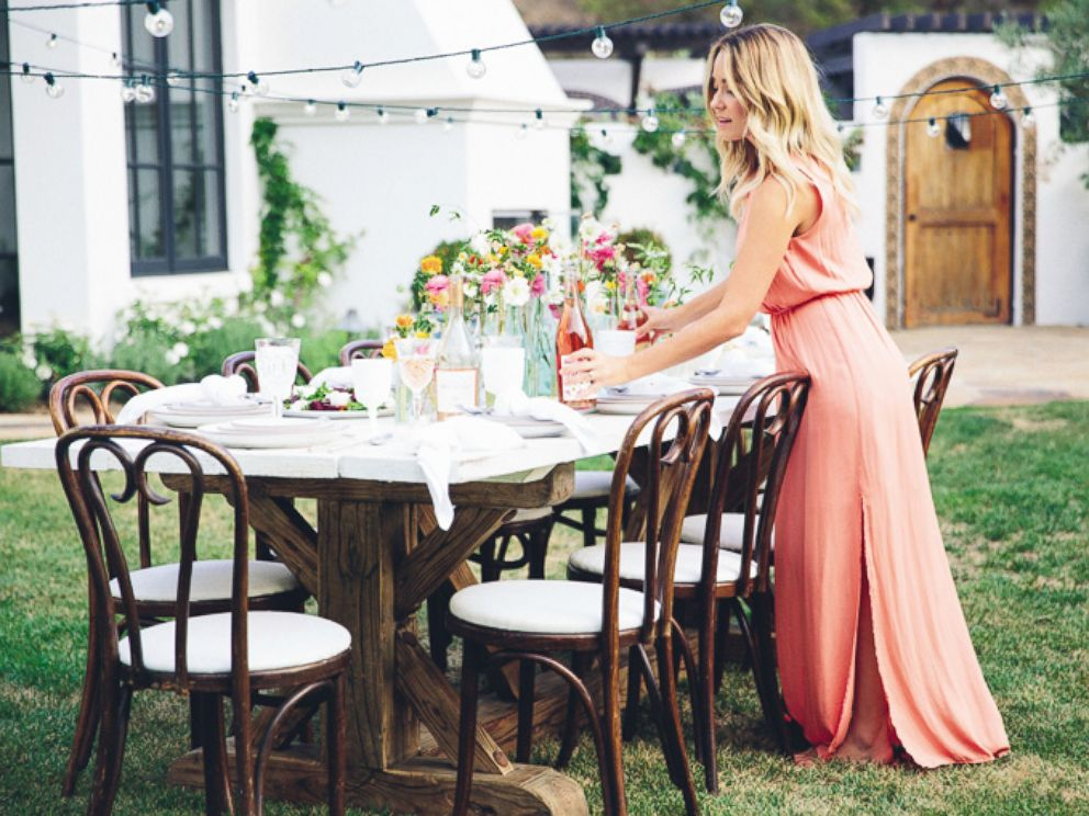 PHOTO: Lifestyle guru Lauren Conrad shares her tips in her new book, Lauren Conrad Celebrate.