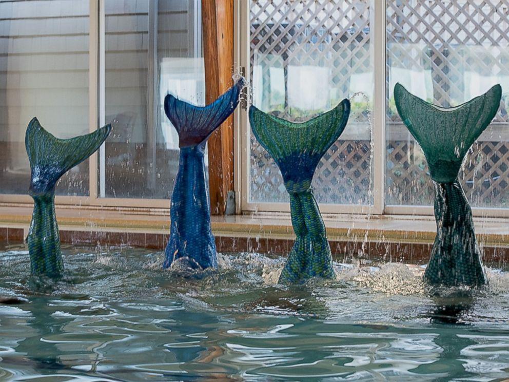 PHOTO: Sanderling Resort Mermaid School
