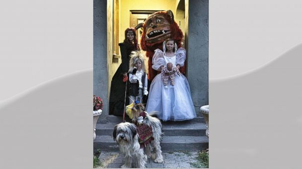 HT Peterson Costume 2 nt 131021 16x9 608 Utah Family Could Have Greatest Halloween Costumes Ever