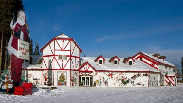 HT Santa Claus House EM 16x9 608 What Christmas Is Really Like in North Pole, Alaska