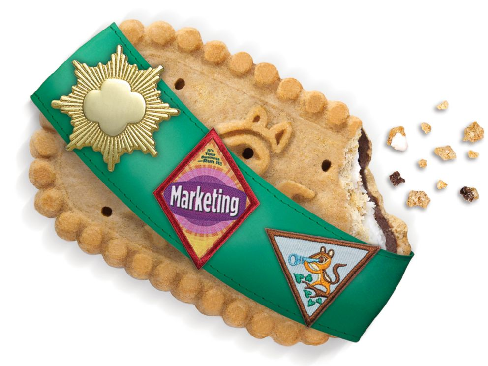 Girl Scouts of the USA Announces Two New Cookies for 2017