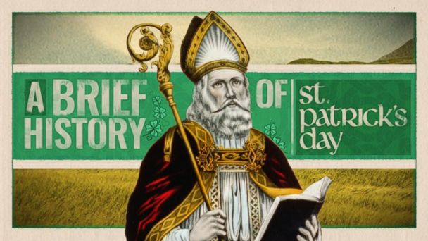 How St. Patrick's Day got its start remains a surprising tale.