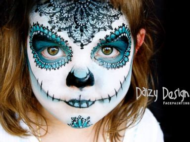 Photos: Face Painting Like You've Never Seen Before