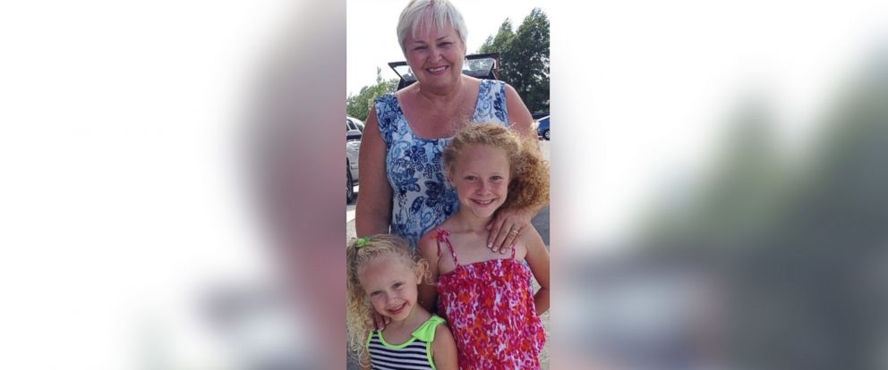 """PHOTO: Tana Baumler, pictured with granddaughters, called her speeding ticket """"a teaching moment."""""""
