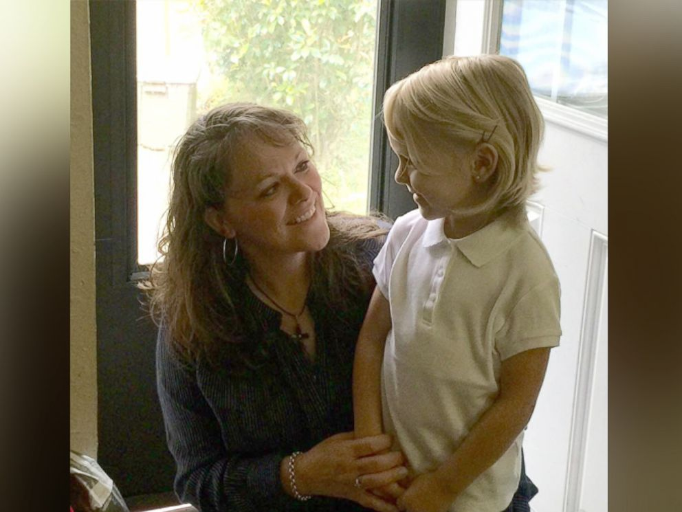 PHOTO: Kimberly Shappley, a mother of a 5-year-old transgender girl