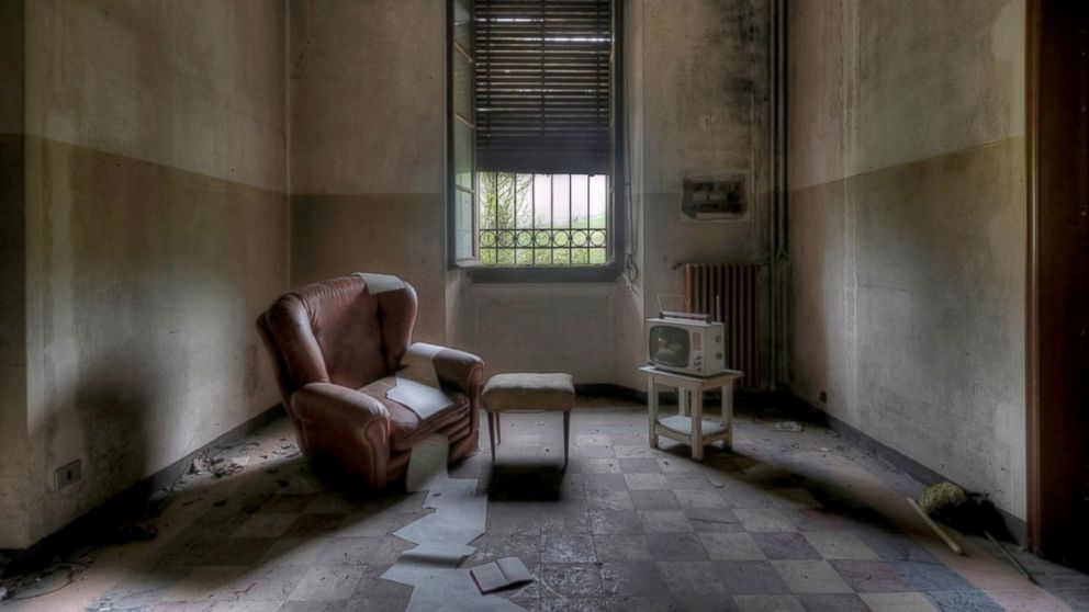 Images of These Abandoned Places Will Give You Chills