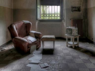 Photos: Images of These Abandoned Places Will Give You Chills